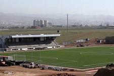 Хан-Уул дүүргийн VIII хороонд Цэнгэлдэх хүрээлэн, спорт цогцолбор баригдаж байна