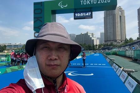 """Олон улсын шүүгч Б.Цагаанбаатар """"Токио 2020"""" Паралимпын  XVI наадамд шүүгчээр ажиллана"""